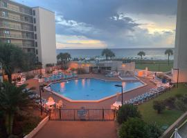 Top of the Gulf Sunny Daze Unit 320, serviced apartment in Panama City Beach