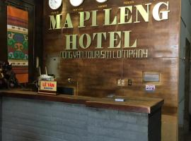 Khách Sạn Ma Pi Leng, hotel in Dồng Văn