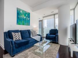 Aaira Suites At Ice Condos, apartment in Toronto