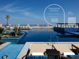 Radisson Blu Hotel Sohar, familiehotel in Sohar