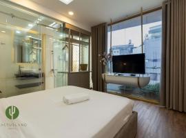 Cactusland Boutique Hotel, khách sạn gần Ga Hòa Hưng, TP. Hồ Chí Minh