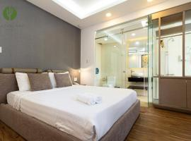 Cactusland Boutique Hotel, hotel in Ho Chi Minh City