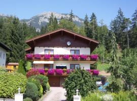 Gästehaus Kübler, Hotel in Haus im Ennstal