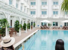 Pearl River Hotel & Apartment, hotel in Hai Phong