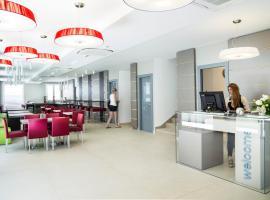 Milano Suite, отель в Беллария-Иджеа-Марина