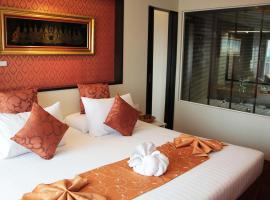V Verve Service Apartment Hotel, hotel in Chachoengsao