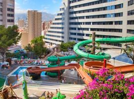 Magic Aqua Rock Gardens, hotel en Benidorm