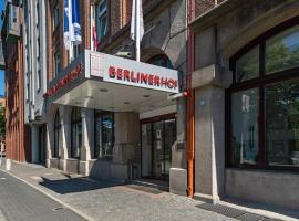 Hotel Berliner Hof, Hotel in der Nähe von: St.-Nikolaus-Kirche, Kiel