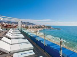 Hotel Villa del Mar, hotel en Benidorm