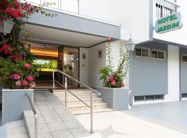 Hotel Jardim, hôtel à Aveiro près de: Phare du Fort de Barra de Aveiro