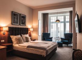 Brassel Aparthotel, serviced apartment in Wrocław