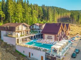 Karpatski Hotel & Spa, отель в Буковеле