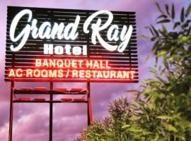 The Grand Ray, hôtel à Boralesgamuwa