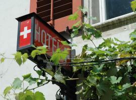 Hotel Kreuz Solothurn, Hotel in Solothurn
