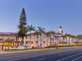 Mar Monte Hotel, in The Unbound Collection by Hyatt, hotel in Santa Barbara