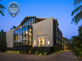 Novotel Goa Resort & Spa, hotel with pools in Candolim