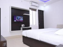Vedant in, hotel near Singapore Mall, Lucknow