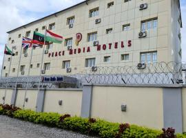 Peace Media Hotels, hotel en Abuja