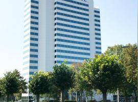 Novotel Rotterdam Brainpark, hotel near World Trade Centre Rotterdam, Rotterdam