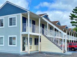 Scottish Inn and Suites Atlantic City Area, hotel near Atlantic City Boardwalk, Galloway