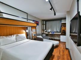 Ibis Copacabana Posto 2, hotel a Rio de Janeiro