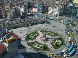 ARSHIA HOTEL, отель в Стамбуле, рядом находится Улица Истикляль