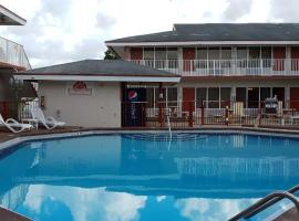 Garden Inn Homestead/Everglades/Gateway to Keys, motel in Homestead