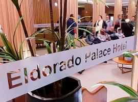 Eldorado Palace Hotel, hotel perto de Estação de Ônibus, Aparecida