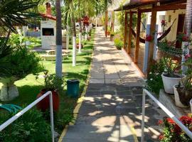 Pousada Portuguesa, hotel near Cotovelo Beach, Natal