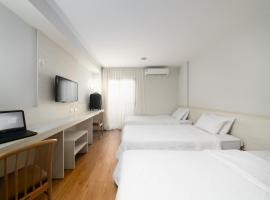 Rede Andrade Vernon, hotel in Curitiba