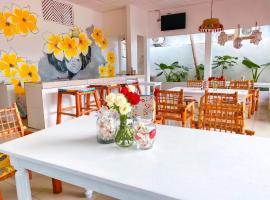 Papaya Guest House Nungwi, hotel a Nungwi