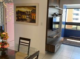 Apartamento a 5min do Shopping Jardins., hotel in Aracaju