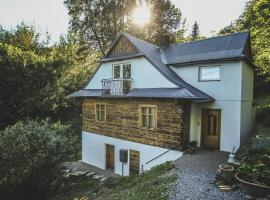 1950wisla Dom w górach – dom wakacyjny w Wiśle