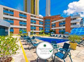 Terrazzo Flat Hotel JD, apartment in Natal