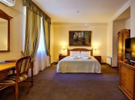 Hotel Academy, готель у місті Дніпро