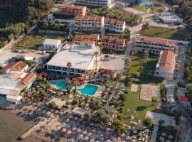 Robolla Beach Aparthotel, appart'hôtel à Roda