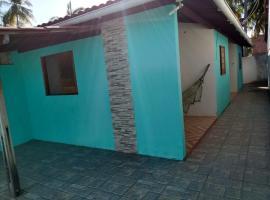 Casinhas do Toque 02, pet-friendly hotel in São Miguel dos Milagres