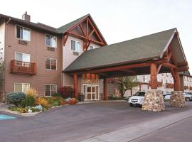 Best Western Plus Riverfront Hotel and Suites, hôtel à Great Falls