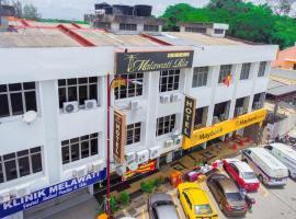 Melawati Ria Hotel, hotel di Kuala Selangor