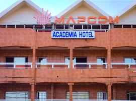 Academia Hôtel, hotel in Lomé