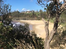 Fi's Beach House, accommodation in Port Macquarie
