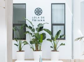 Lola de Triana Apartments, appartement à Séville