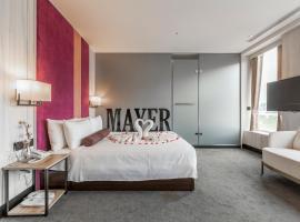 Mayer Inn, hotel in Taipei