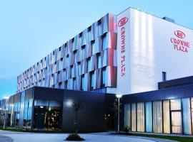 Crowne Plaza Aberdeen Airport, an IHG Hotel, hotel in Dyce