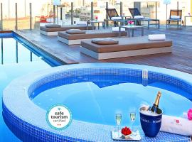 Axel Hotel Barcelona & Urban Spa- Adults Only, hotel in Barcelona