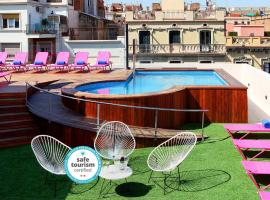 TWO Hotel Barcelona by Axel 4* Sup- Adults Only, hotel in Barcelona
