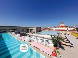 Axel Hotel Madrid - Adults Only, hotel adaptado en Madrid