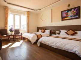 New Hampton Suits-Tam Xuan Centre Hotel, hotel in Da Lat