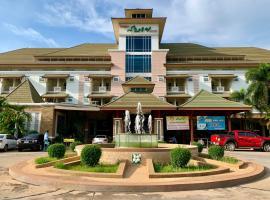 โรงแรมสบายโฮเทล โคราช โรงแรมในนครราชสีมา