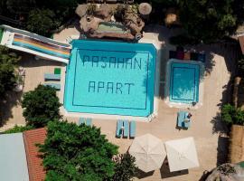 Pasahan Apartments, отель в Мармарисе